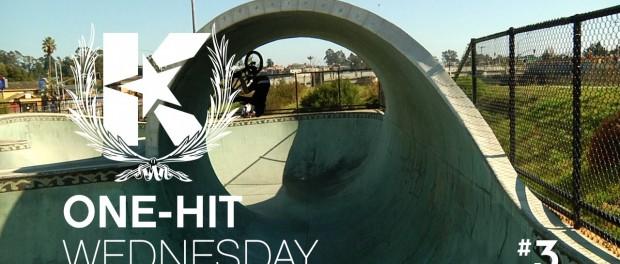 KINK BMX – One Hit Wednesday #3 Ft. Chad Osburn