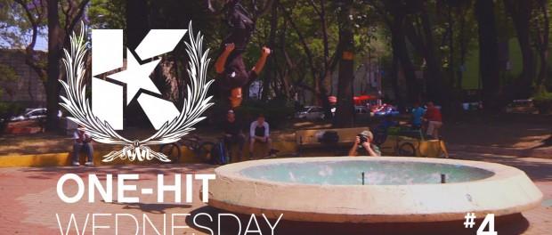 KINK BMX – One Hit Wednesday #4 Ft. Tony Hamlin