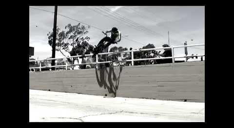 Kyle Hart BMX BLNTD x Subrosa Edit Teaser