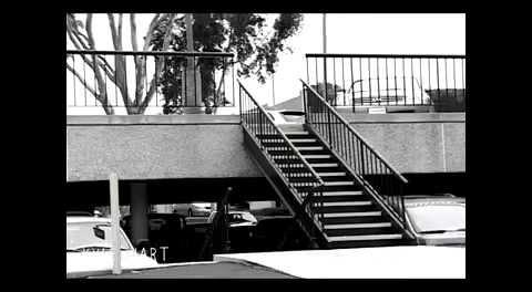 Kyle Hart BMX Street Tuck No Hander
