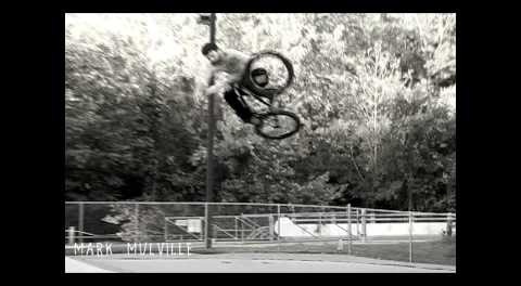 Mark Mulville BMX Tabletop