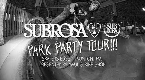 Maul's Bike Shop Park Party – Subrosa Brand