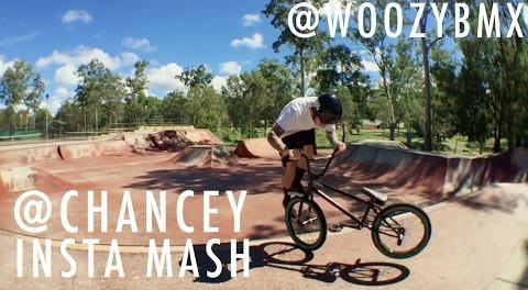 Most Epic BMX Instagram Video Mash Ever? @CHANCEY @WOOZYBMX