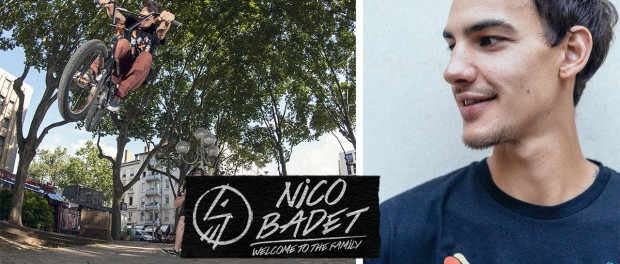 Nico Badet – Welcome to the Family