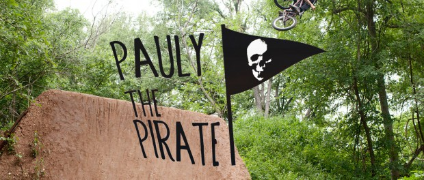 Pauly The Pirate