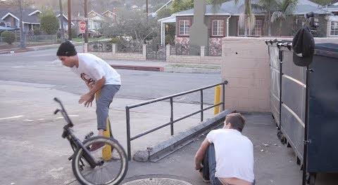 Raul Ruiz Pole Jammer Ball Crash