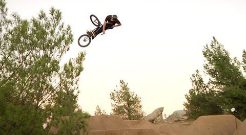"""Ride BMX: Matt Cordova & Larry Edgar at """"FOD"""""""