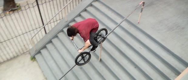 RIDE BMX  – TRICK FIX – BEN LEWIS – HOLY FIT