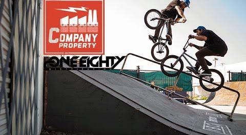 RideBMX: Company Property – 180 Distribution