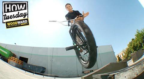 RideBMX: How-To – Nollie Bars w/ Sean Ricany