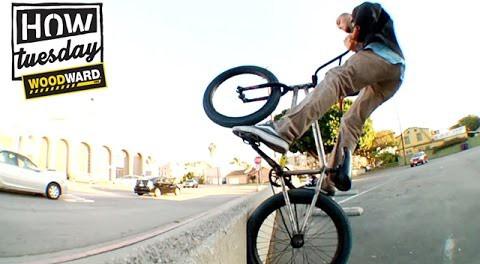 RideBMX – How-to: Wallies with Eric Lichtenberger