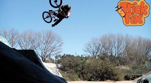RideBMX: Trick Fix – Justin Spriet