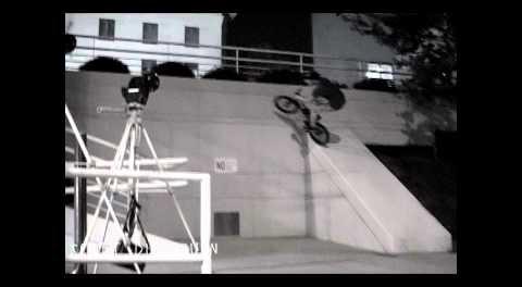 Scott Ditchburn BMX Massive Wallride