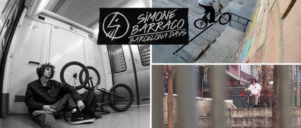 Simone Barraco – Barcelona Days