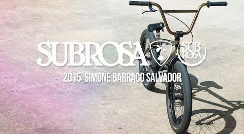 Simone Barraco Salvador – Subrosa 2015 Complete Bikes