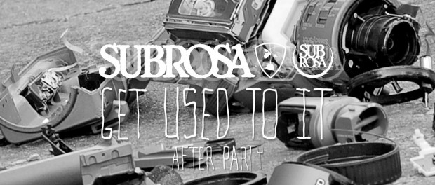 Subrosa Brand – GUTI After-Party