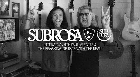 Subrosa – Paul Gurvitz Interview