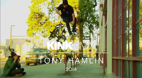Tony Hamlin – KINK BMX 2014