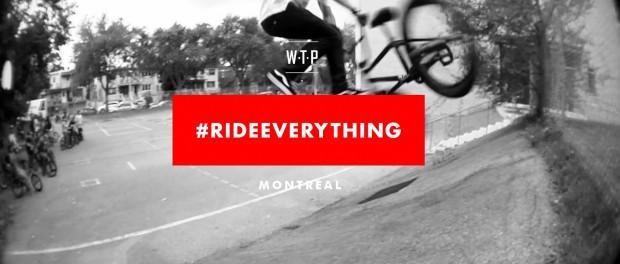 WTP #RideEverythingCanada Jam