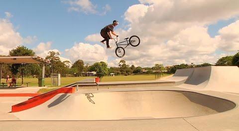 ALEX HIAM FOX BMX 2015 VIDEO