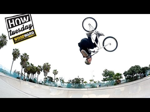 BMX: How-Tuesday – Flairs With Logan Martin