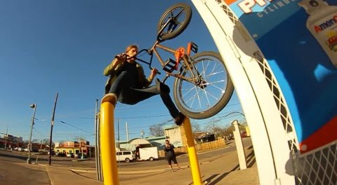 BMX – Is This The Most Creative Magwheel Rider On Earth?