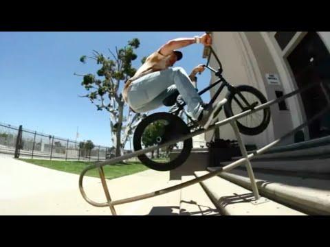BMX Street: Josh Irvine WOOZY BMX Instagram Mash!