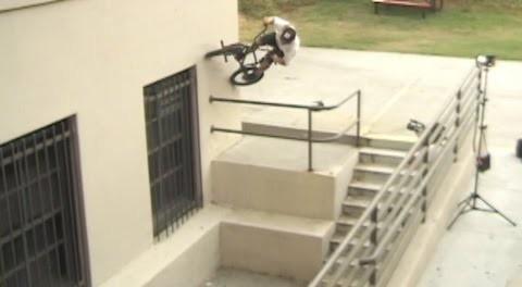 BMX – TY MORROW IN THE DEADLINE DVD