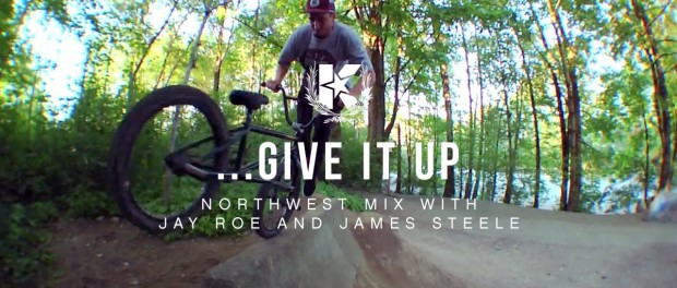 Give It Up – Northwest Mix w/ TM Jay Roe and James Steele