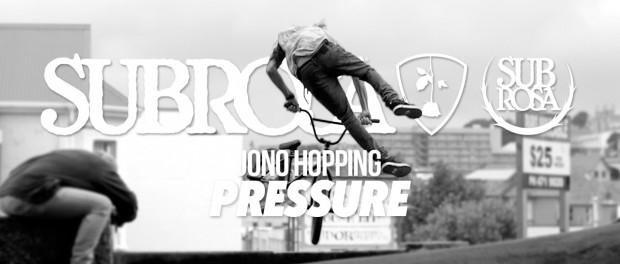 Jono Hopping – Pressure
