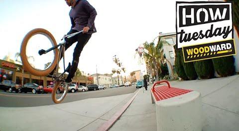 RideBMX: How-to – Quick Manny 180s w/ Morgan Long