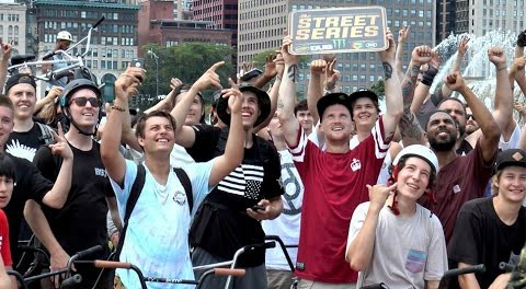 BMX: Dan Lacey – Mic'd Up at The Street Series: Chicago
