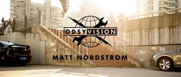 BMX – MATT NORDSTROM ODYSSEY 2015 VIDEO