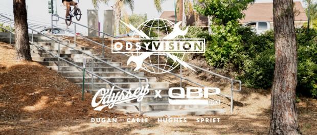 BMX – Odyssey x QBP 2015