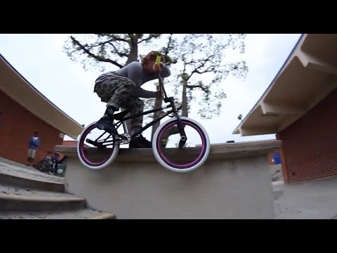 BMX Street – Brenden Tombow 2015 Video