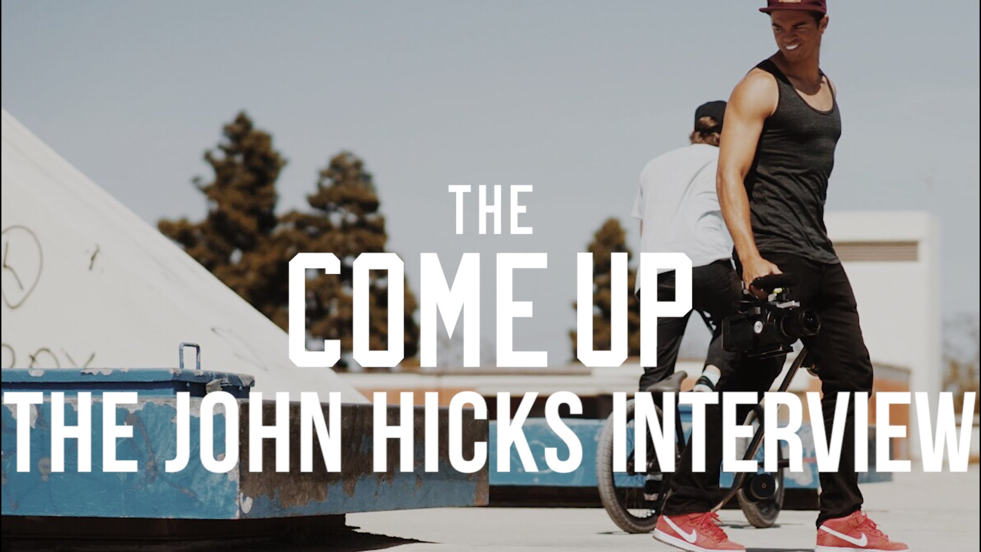 BMX – TCU TV – The John Hicks Interview