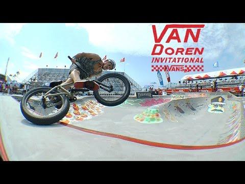2015 Van Doren Invitational – Practice Video Day 2 | RideBMX