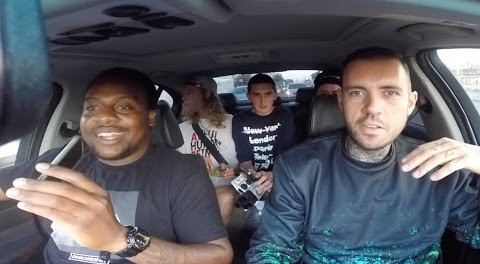 Adam22's BMX Update #4: Talking Shit With The Boys