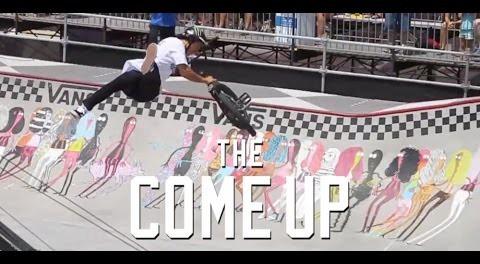 BMX PARK – U.S. OPEN 2015 VIDEO