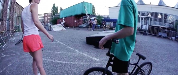 BMX Street Jam – Webisode – Woozy BMX Jam