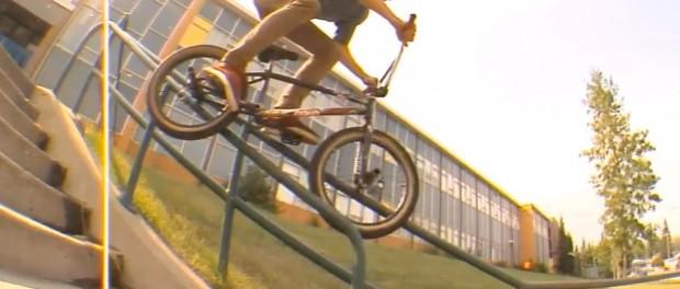BMX Street- Owen Dawson, Yung Railboss