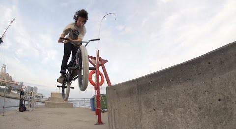 BMX STREET – RYAN ELES VIDEO