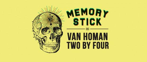 DIG BMX Memory Stick – Van Homan 2X4 Section