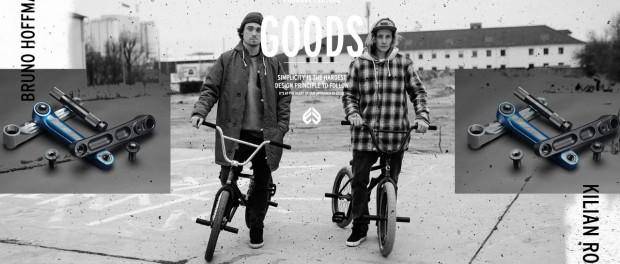 GOODS: Eclat Maverick Crank Feat. Kilian Roth