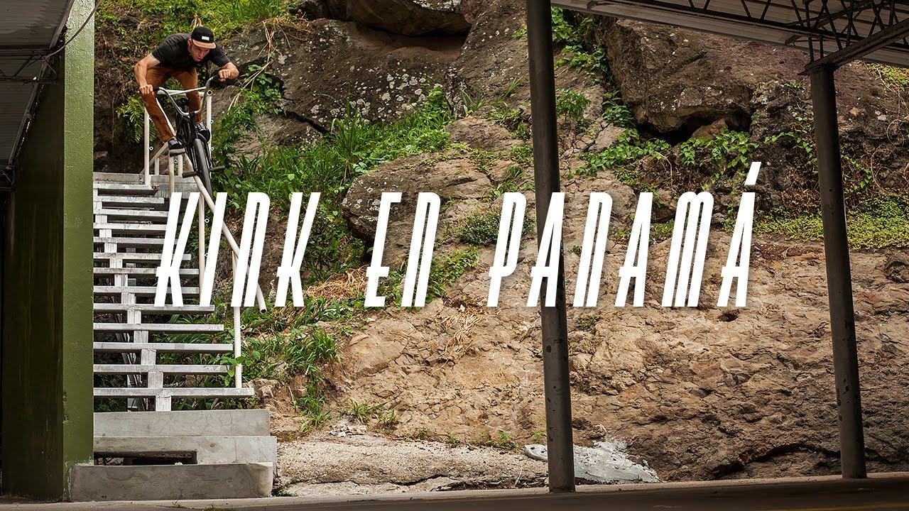 KINK BMX IN PANAMA CITY