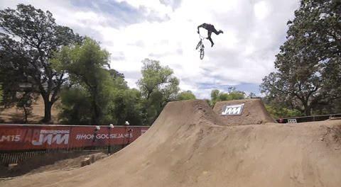 Mongoose Jam 2015 Dirt Finals