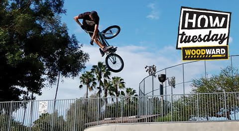 BMX: How-to – Turndowns & Lookbacks w/ Andrew Lazaruk