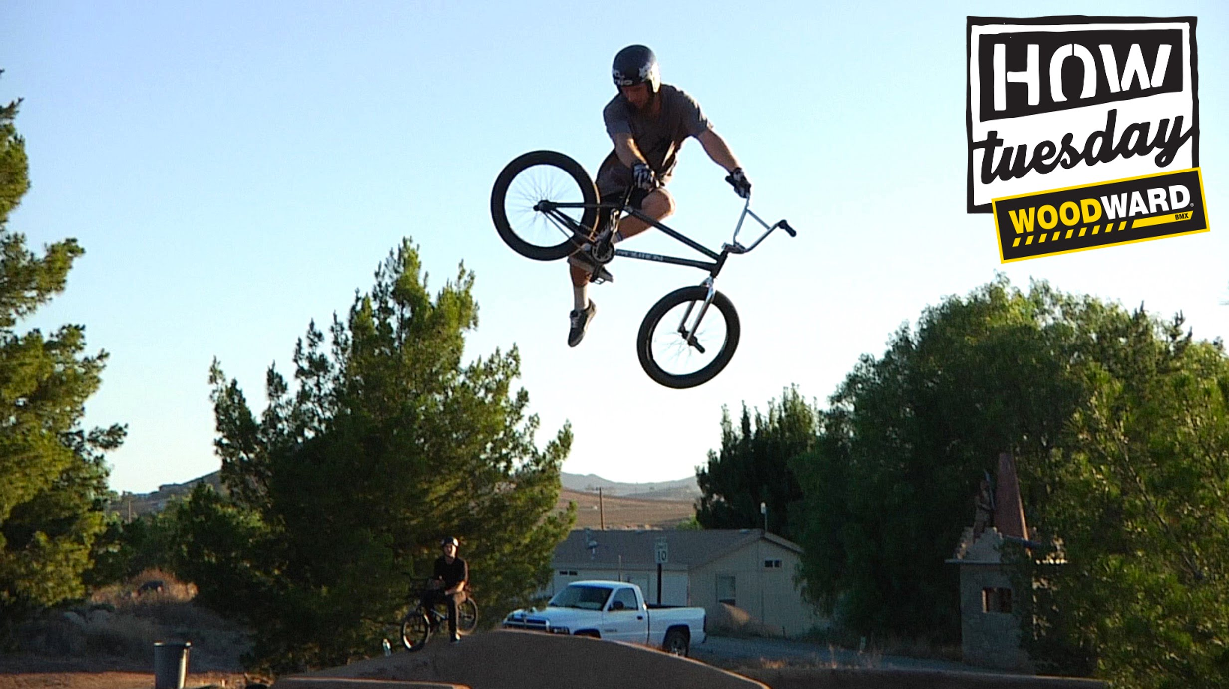 BMX: How Tuesday  – Nacnac Seatgrab With Matt Cordova