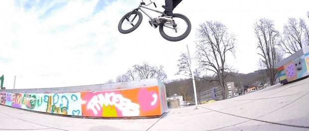 BMX Street – Courage Adams Quick Clip