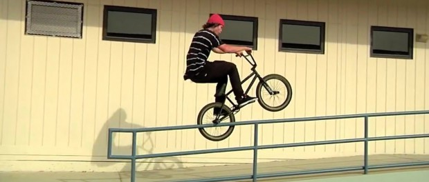 BMX STREET – Devon Smillie Video – FLY BIKES